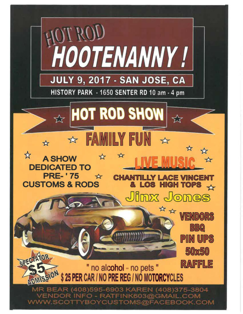 Hot Rod Hootenanny